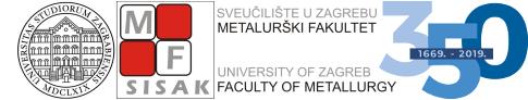 Web Metalurškog fakulteta