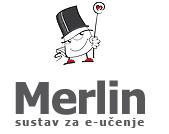 sustav za e-učenje Merlin