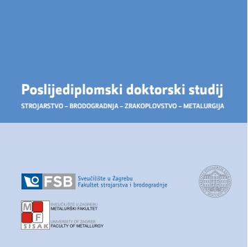 Poslijediplomski doktorski studij - FSB MF